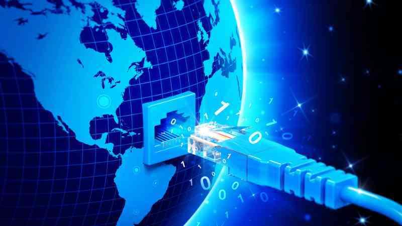 Blockchain qué significa revolución industrial online de Internet
